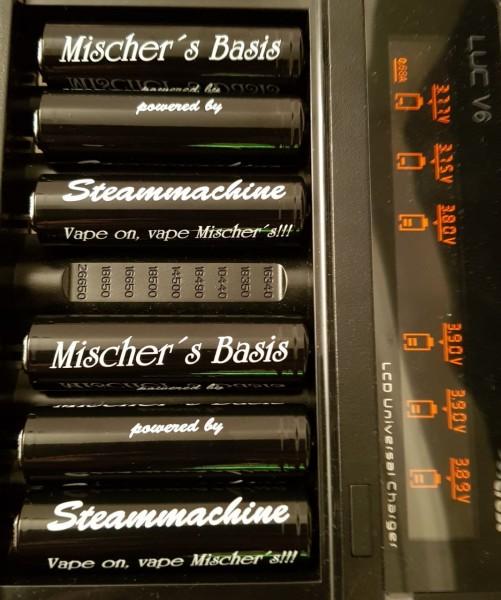 Akkuschrumpfschlauch Mischer´s Basis 18650
