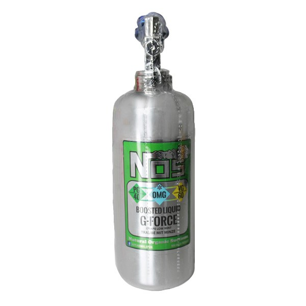NOS G-Force Premium Liquid 60/70ml ohne Nikotin