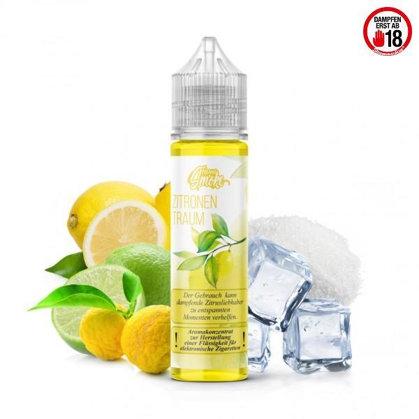 Flavour Smoke Zitronentraum 20/60ml Aroma für E-Liquid