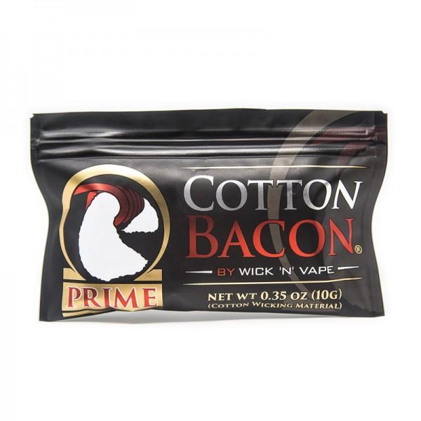 Cotton Bacon PRIME by Wick'n'Vape Watte - Baumwollwatte