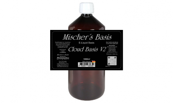 1000ml Mischer´s Basis Cloud Basis V2